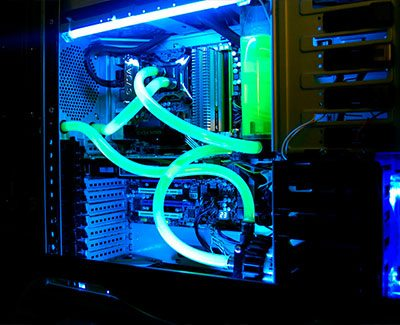 custome built pc
